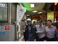 南京復興站車廂內持刀揮舞 男子高喊「滅命預備」