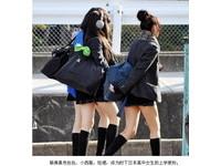 屏東中正國中規定學生襪子長度 不符就沒收