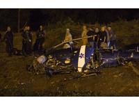 巴西警掃蕩「上帝之城」黑幫 匪徒擊落警用直升機釀4死
