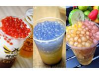 草莓、仙人掌、藍蝴蝶珍珠!全台6間超狂手作珍珠飲品