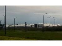 「貼地白雲」飄好低! 鄭明典:冷空氣移入徵兆