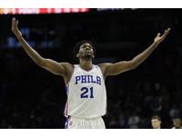 明星賽遺珠恩比德 火箭哈登盛讚:NBA技巧最好長人