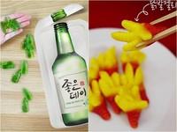 用燒酒+雞爪解上班悶 南韓5款必買「超人氣軟糖」