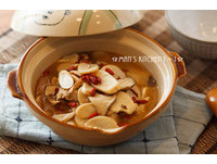 男人廚房家常菜!冬日暖心料理「麻油杏鮑菇」