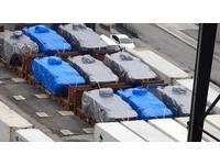 裝甲車遭扣留香港 星國防部證實:希望盡速歸還