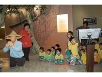 小朋友參觀桃園土地公文化館 「因為可以保佑我長大」