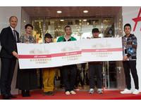 H&M亞洲最大店在西門町 周先生排隊16小時搶下8000元