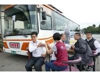 防堵流感散佈 全台新北首將公車司機全納公費疫苗施打