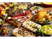 amba西門推出聖誕夜限定buffet 5歲以下幼童免費!
