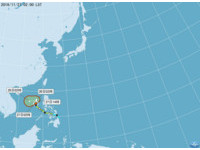 菲律賓有熱帶擾動發展中 吳德榮:可能成第26號颱風