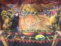 圖龍3D藝術展到台中!免費看八公尺美國大峽谷好刺激