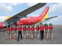 歡慶越捷航空成立五週年!150萬張0元機票免費送