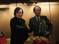 經貿會議/我再提簽EPA、TPP 日本只回「立場不變」