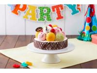 超療癒「冰淇淋球」蛋糕 疊疊樂一次吃到9種風味