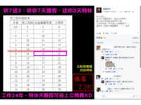 民進黨版特休草案砍7送3 揭露22K:工作24年可追上公務員