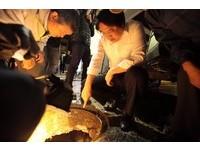 軍方油管污染基市 林右昌:軍方要確認是否還有漏油點