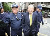 柯建銘怨警察看戲 柯文哲:警察局處理陳抗很有經驗