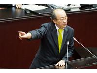「有人勒我脖子,要置我於死地」 柯建銘:台灣民主輓歌