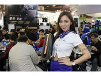 資訊月直擊!華碩首發迷你電競桌機GR8 II尬微星Trident
