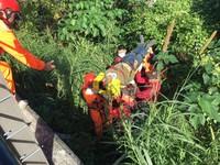 花蓮釣客失足落海、頭部重創 八二岸巡搶救送醫