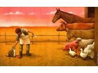 波蘭畫家「中肯到爆」4張畫 讓你看見真實世界多荒謬