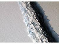 「暖化傷疤」長113公里 南極最大冰棚2020年完全消融