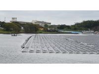 雲林建置11公頃浮動太陽能板 防洪、防災又發電
