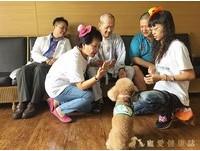 超萌「狗醫生」治療法 用真誠與溫暖陪伴療癒安寧病患