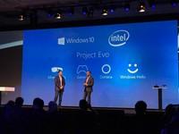 融入AI、MR、聲控、電競!微軟、英特爾發表Evo計畫平台