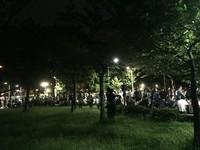 【午夜說書人 芙蘿】公園的意外猝死