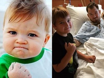握拳寶寶10歲了! PO文籌錢救洗腎父超催淚