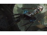 《英雄聯盟》新英雄「鋼鐵殘影-卡蜜兒」今日登場