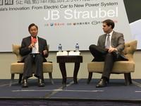 「電動車環保但有點貴」 張善政:政府可減稅鼓勵