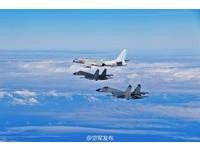 軍機繞台「合法合理合情」 中共空軍:計畫持續執行!