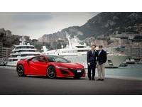 首輛NSX歐洲正式交車 車主是HONDA瑞士的創辦人