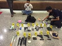 陸客減少...月薪70K遊覽車司機改行 持槍準備犯案