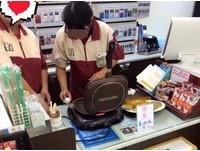 現煎蔥油餅30元!小7店員櫃檯忙打蛋 網心疼:應該要加薪