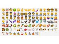 超實用!全新72款Emojis 聳肩、摀臉、流口水通通有