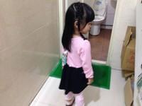 妖怪會跑出來! 日本媽媽用貼紙、卡通訓練孩子自己上廁所