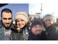 平安撤離!內戰悲劇的象徵 敘利亞7歲推特女孩笑了