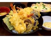 台北平價日式食堂 特級炸蝦天丼135元你敢信?