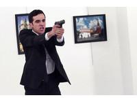 靠警證避安檢帶槍入場 殺俄大使兇嫌瘋狂連開11槍