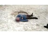 鞭炮丟水道竟大爆炸!黑龍江12歲童和人孔蓋一起被炸飛