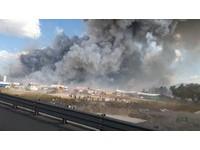 快訊/爆炸超過1小時!墨西哥煙火市場變火球至少22死70傷