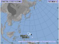 都12月了..輕颱「納坦」最快今明生成 外圍環流下周擾台