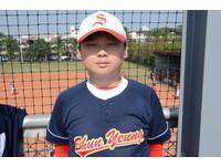 惠州小孩首次看到棒球就愛上 趙靈昱:羽毛球全校最強
