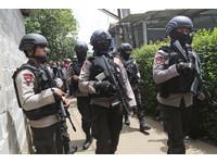 印尼反恐大搜捕 格殺3名武裝分子一人被捕