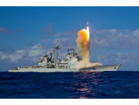 美神盾艦抗擊陸「航母殺手」  標準-6型成功攔截中程飛彈