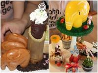 這款大象能吃又能玩!抹茶冰淇淋+麻糬內餡每口都是驚喜