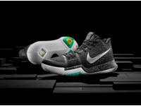 Nike Irving 3 不只是球鞋 融入厄文2大信念成就不凡